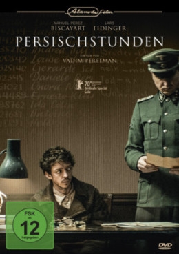 "Titelbild des Filmes ""Persischstunden"", Foto: jpc.de"