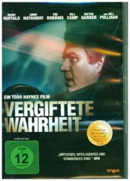 """Titelbild des Filmes """"Vergiftete Wahrheit"""", Foto: jpc.de"""