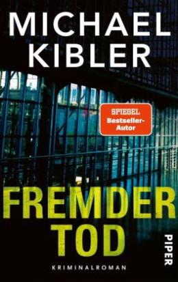 """Titelbild des Buches """"Fremder Tod"""" von Michael Kibler, Foto: buchkatalog.de"""